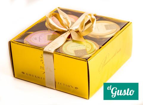 Подарочный набор меда-суфле Peroni «Compliment №4»