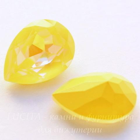 4320 Ювелирные стразы Сваровски Капля Crystal Sunshine DeLite (18х13 мм)