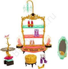 Игровой набор Ever After High Обувной магазин Эшлин Эллы (Ashlynn Ella) - Glass Slipper Shop, Mattel