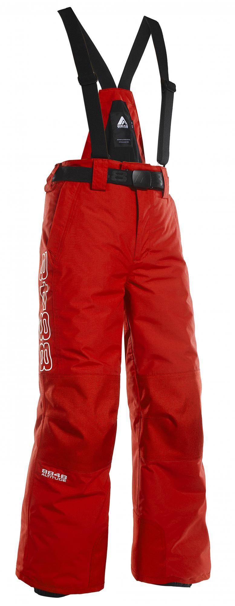 Горнолыжные брюки 8848 Altitude Mowat orange (825631) детские