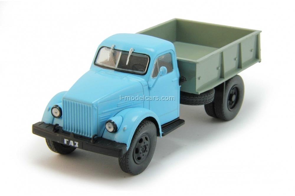 GAZ-93B Agricultural Dumper USSR 1:43 DeAgostini Service Vehicle #75