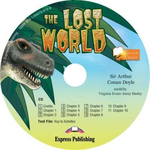The lost world Audio CD. Аудио CD