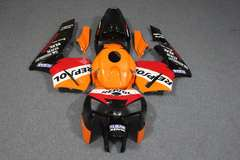 Комплект пластика для мотоцикла Honda CBR 600 RR 05-06 Repsol