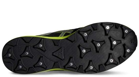 30a1ad5b Кроссовки с железными шипами Asics Gel Fuji Setsu 2 G-TX мужские ...