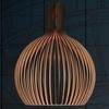 светильник копия  SECTO Octo 4240 lamp, natural