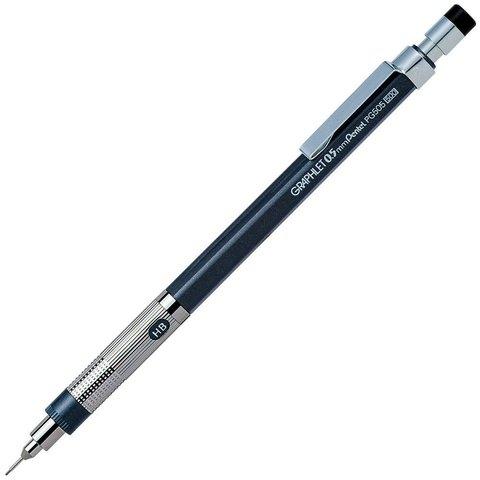 Чертёжный карандаш 0,5 мм Pentel Graphlet PG505
