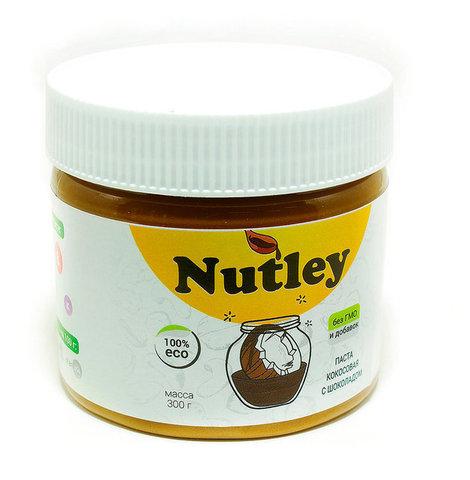 Nutley паста кокосовая с шоколадом  300г