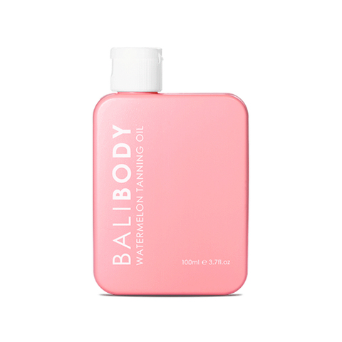 BALIBODY  Масло для усиления загара с экстрактом арбузных семян Watermeleon Tanning Oil