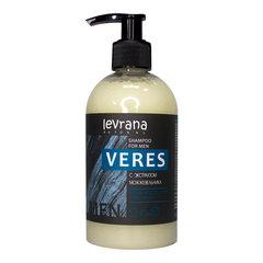 Натуральный шампунь для мужчин Верес, Levrana