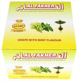 Табак для кальяна Al Fakher Grape with Mint