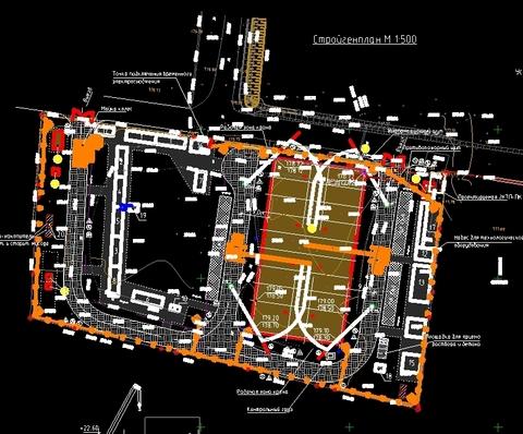Пример проекта организации строительства (ПОС) для офисно-производственного комплекса