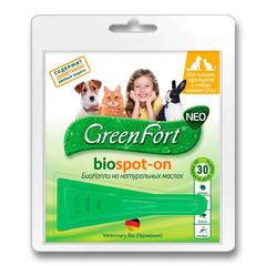 Капли Био GreenFort neo