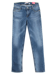 GJN002774 джинсы для девочек, медиум