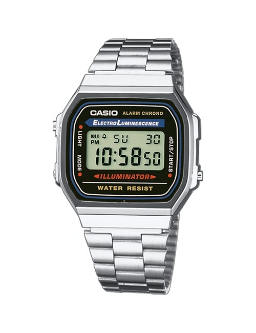 Часы мужские Casio A-168WA-1YES Casio Collection