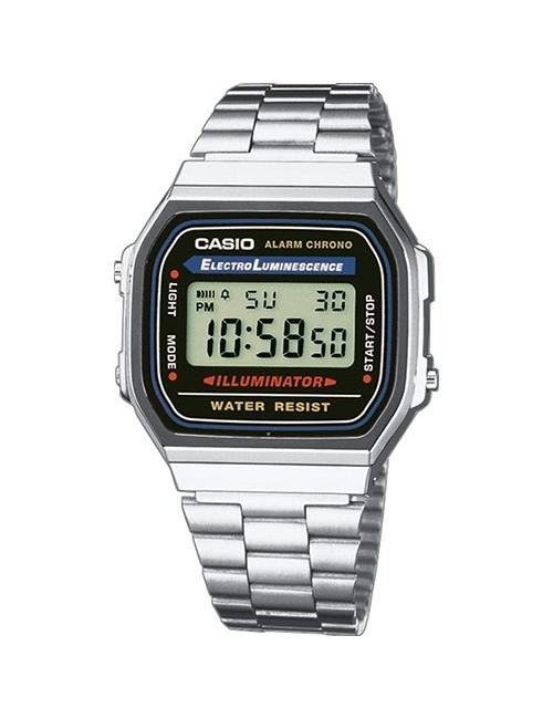 Часы мужские Casio A-168WA-1YES Casio Collection