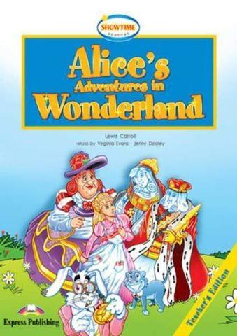 Alice's adventures in Wonderland. Книга для учителя