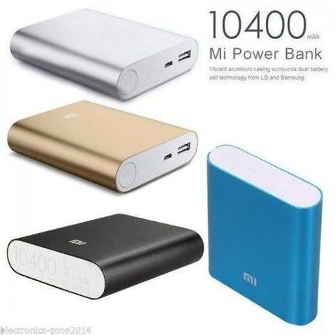 ПОРТАТИВНЫЙ АККУМУЛЯТОР MI POWER BANK НА 10400 MAH