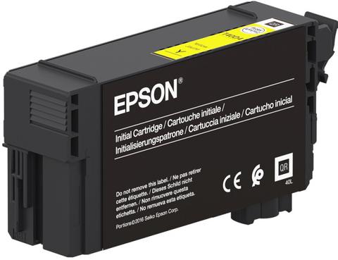 Картридж желтый для Epson SC-T3100/SC-T5100 50 мл
