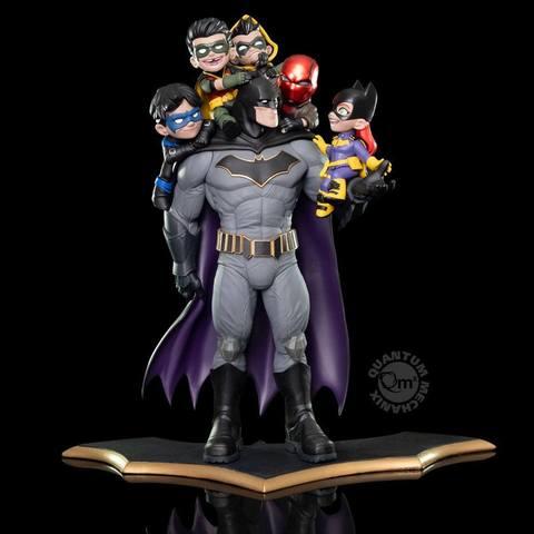Фигурка Бэтмен — DC Comics Q-Master Diorama Batman Family