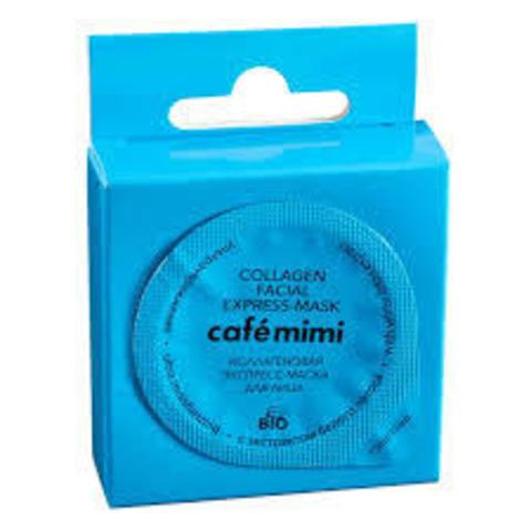 Cafe Mimi Коллагеновая экспресс-маска для лица