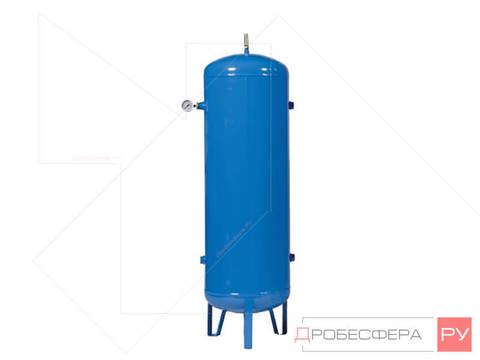 Ресивер для компрессора РВ 150/16 вертикальный