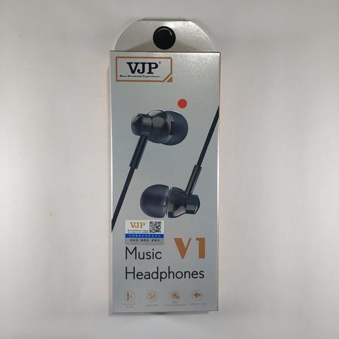 Гарнитура вакуумная VJP V1, soft touch, red