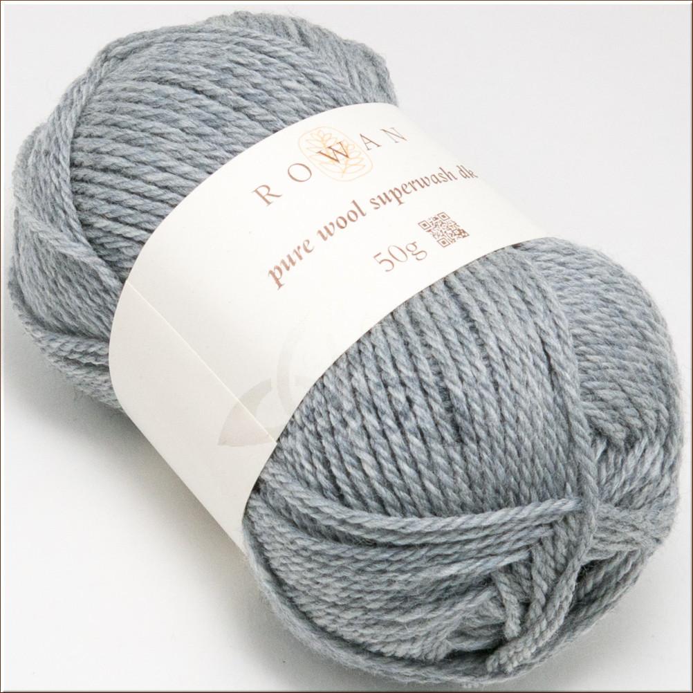 пряжа rowan pure wool superwash dk