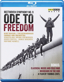 Gewandhaus Chorus And Orchestra, Kurt Masur / Ode To Freedom - Beethoven Symphony No. 9 (Blu-ray)