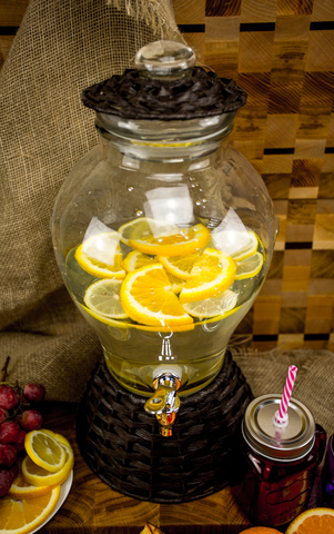 Диспенсер для напитков «Вулкан», 5 литров