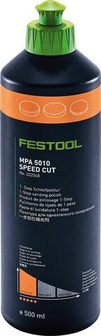 Политура крупноабразивная Festool - Speed Cut MPA 5010 OR/0,5L