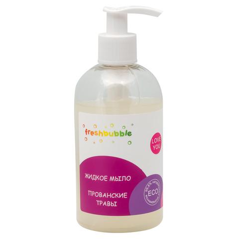Жидкое мыло «Прованские травы»  300 мл (Fresh Bubble)