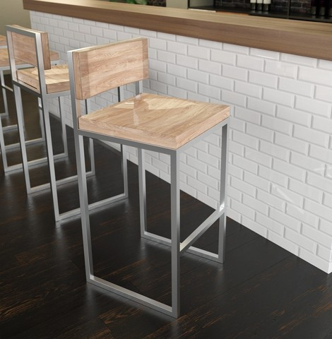 Bar stool PATIO