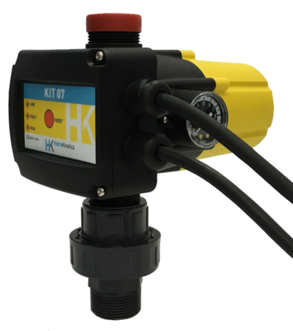 Espa-Hidrokinetics Kit 07 Эл.блок контроля потока