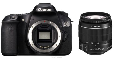 Canon EOS 60D kit 18-55mm IS II