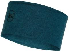 Шерстяная повязка Buff Headband Midweight Wool Ocean Melange