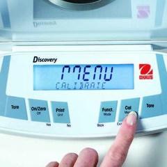 Весы аналитические Ohaus DV214C