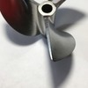 SAW V970/3 matt propeller stainless steel