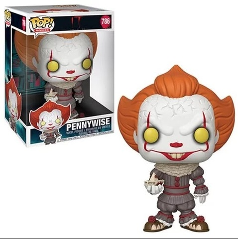 Pennywise with Boat Funko Pop! Vinyl Figure || Пеннивайз с лодкой