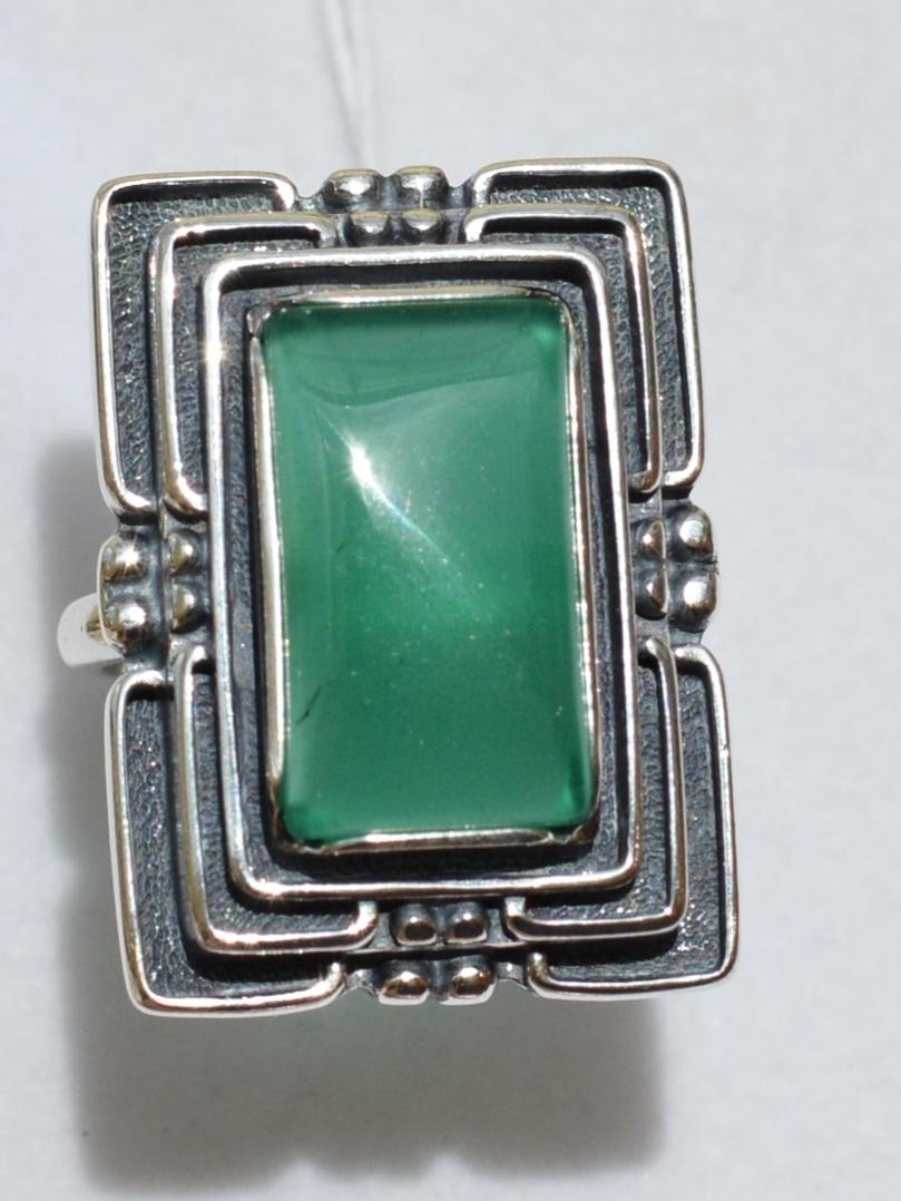 Танура (кольцо из серебра)