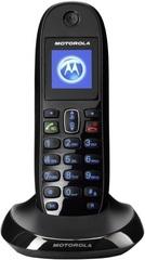 Радиотелефон Motorola C5001 RU черный