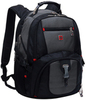Рюкзак SWISSWIN 8112-17 для ноутбуков 17 дюймов Серый