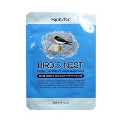 Тканевая маска с экстрактом ласточкиного гнезда FarmStay