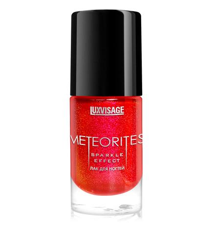 LuxVisage Meteorites Лак для ногтей тон 603 (Роковой Марс) 9г