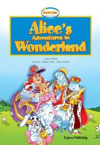 Alice's adventures in Wonderland. Алиса в стране Чудес. Льюис Керрол. Уровень A1 (5-6 класс) Книга для чтения с ссылкой на электронное приложение.