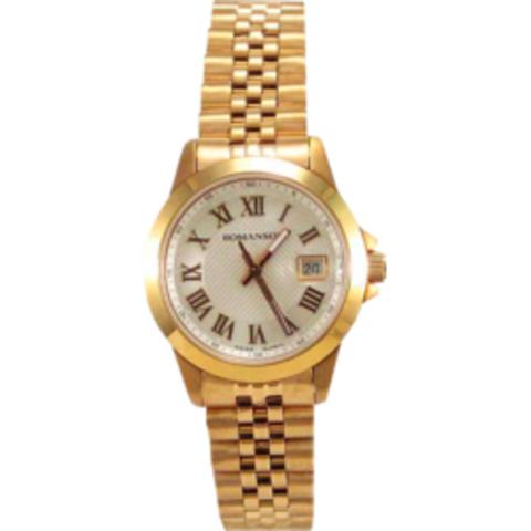 Купить Наручные часы Romanson TM0361LGWH по доступной цене