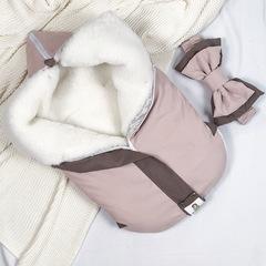 Конверт-одеяло МУЛЬТИКОКОН ® Soft, пудровый
