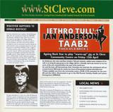 Jethro Tull's Ian Anderson / TAAB2 (CD)
