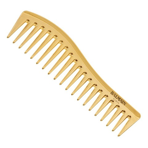 Balmainhair Золотая раcческа для стайлинга Golden Styling Comb
