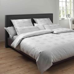 Постельное белье 1.5 спальное Elegante Palladium серое