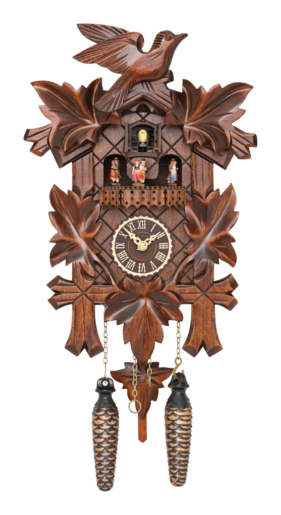 Часы настенные с кукушкой Trenkle 376 QMT